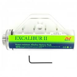 Бокс для батарей для Minelab Excalibur